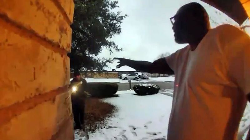 The video shows the moments before a Killeen officer shot and killed Patrick Warren, Sr., and...