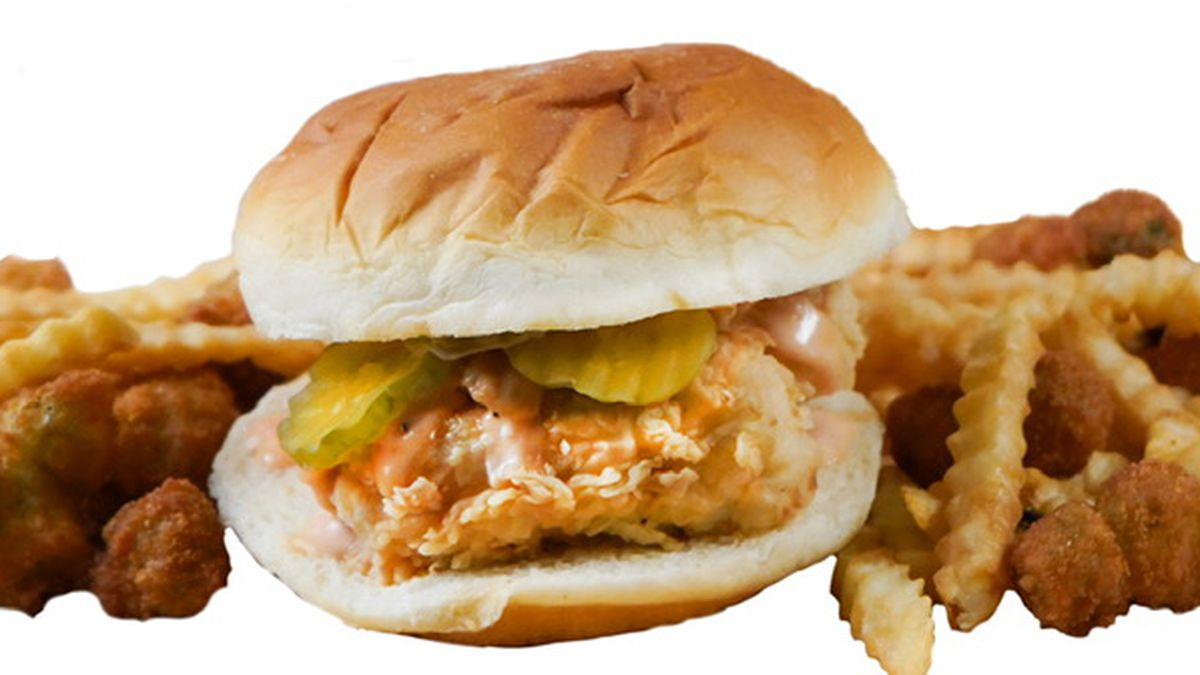 Bush's Chicken's new sandwich is an ode to the legacy of the founder's late wife.