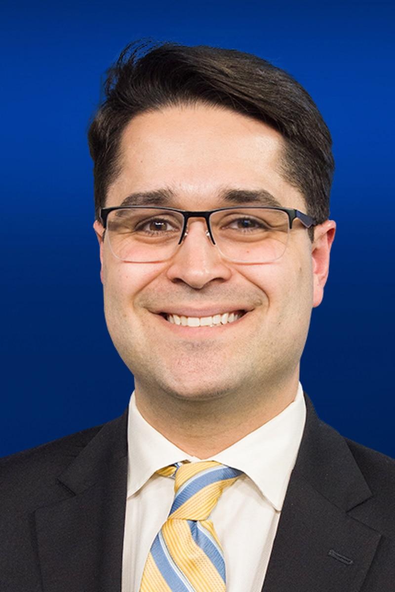 Headshot of Sean Bellafiore, Morning Meteorologist