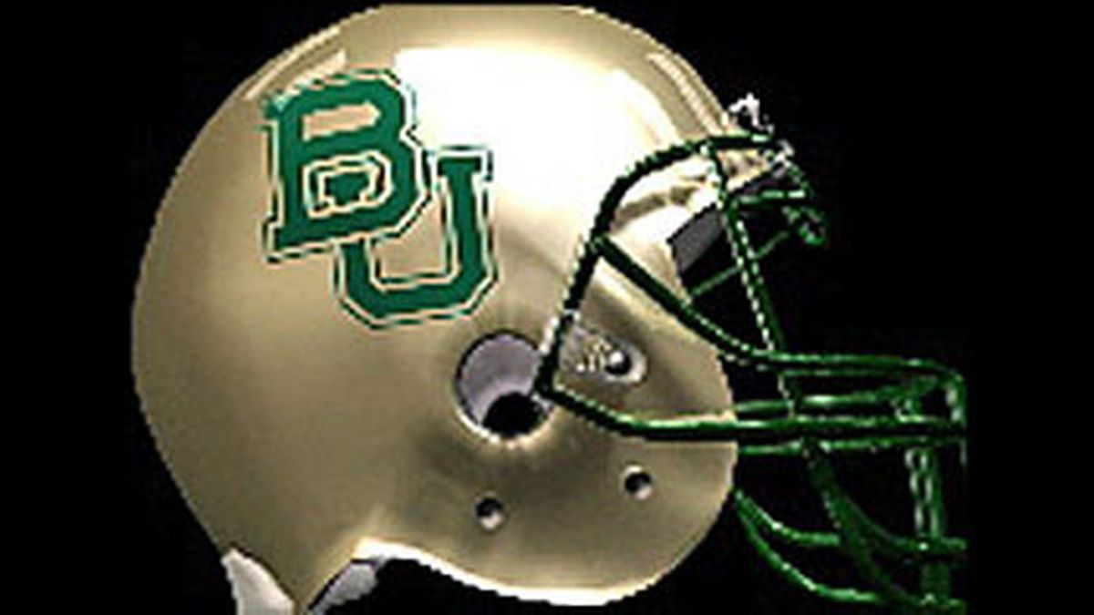 Three Baylor athletes have tested positive for COVID-19, the university said Tuesday. (File)