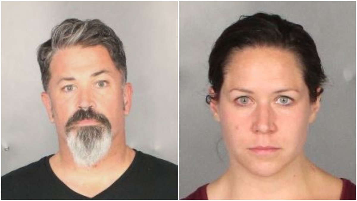 Attorneys Seth Andrew Sutton , 45, and Chelsea Tijerina, 33, were arrested in May on warrants...