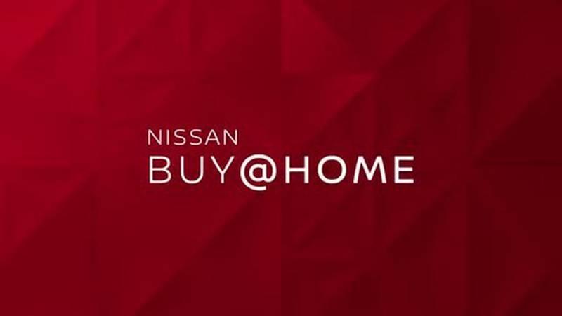 Nissan Buy@Home