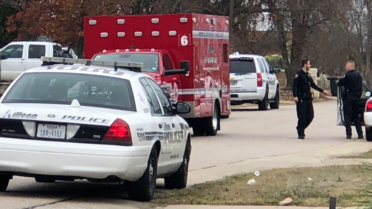 Two teenagers in a stolen car who fled after Killeen officers attempted a traffic stop were...