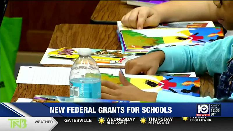 There's a new grant program from the Department of Education that can help schools recover some...