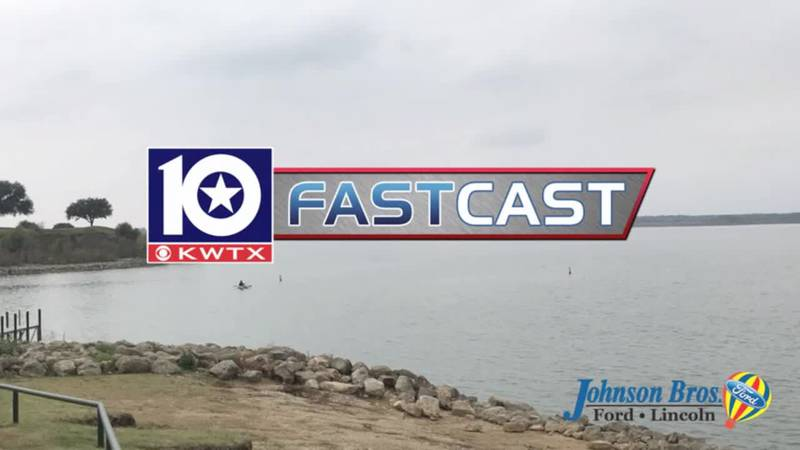 fastcast overcast cloudy lake waco