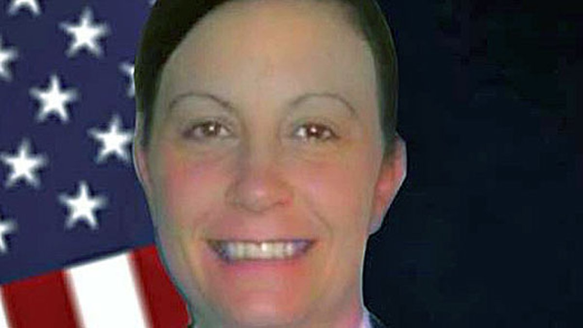 Staff Sgt. Christie Marie Anderson. (Fort Hood photo)