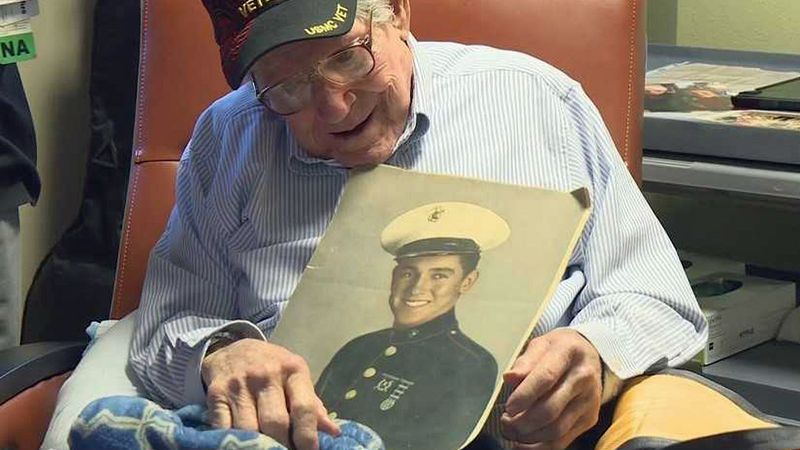The family of World War II veteran Grady Barganier confirmed he died at the age of 97 on August...