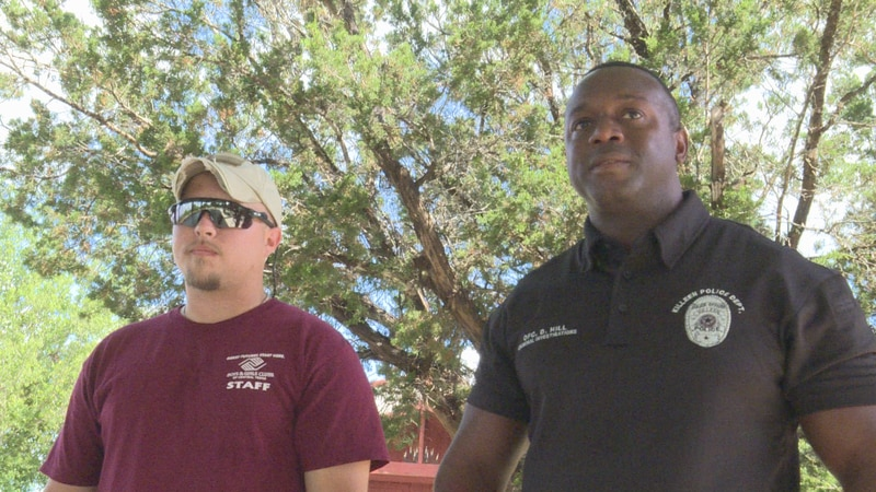 The Killeen police department is hoping to hit crime where it starts, with the youth.