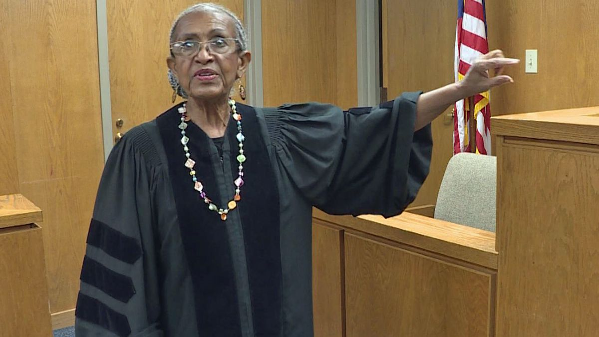 Bell County Justice of the Peace Claudia Brown. (Photo by Alex Cano)