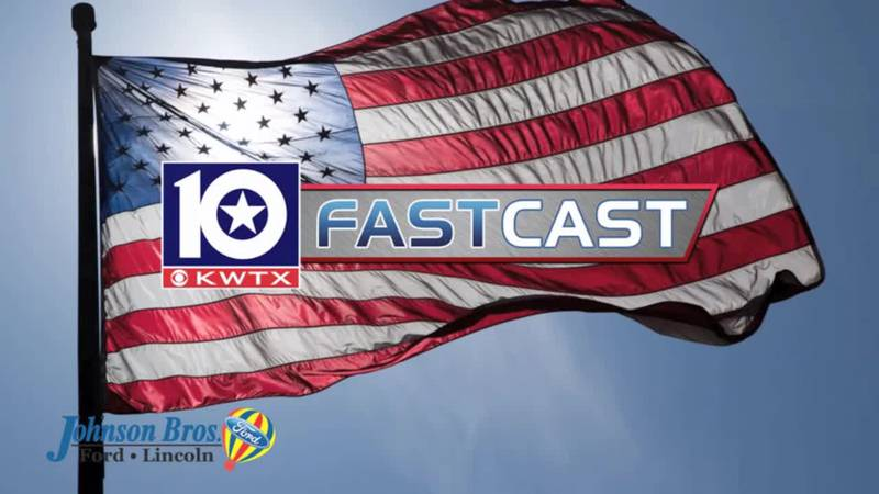 Fastcast Image with flag