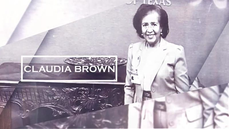 KWTX Salutes Claudia Brown