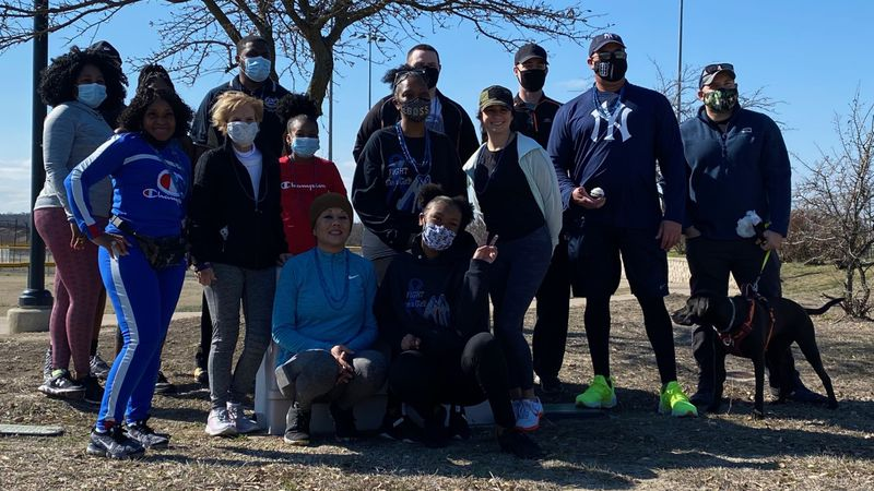 A Central Texas woman continued her journey in bringing awareness to colon cancer by hosting...
