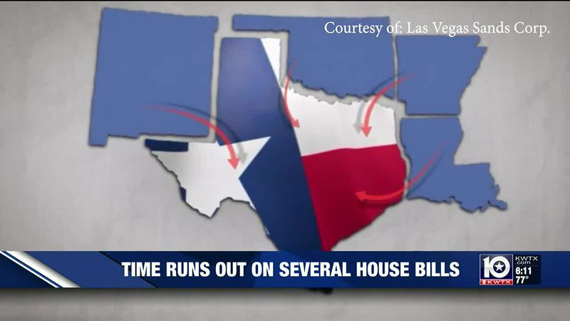 Time runs out for hundreds of bills as Texas House passes key deadline