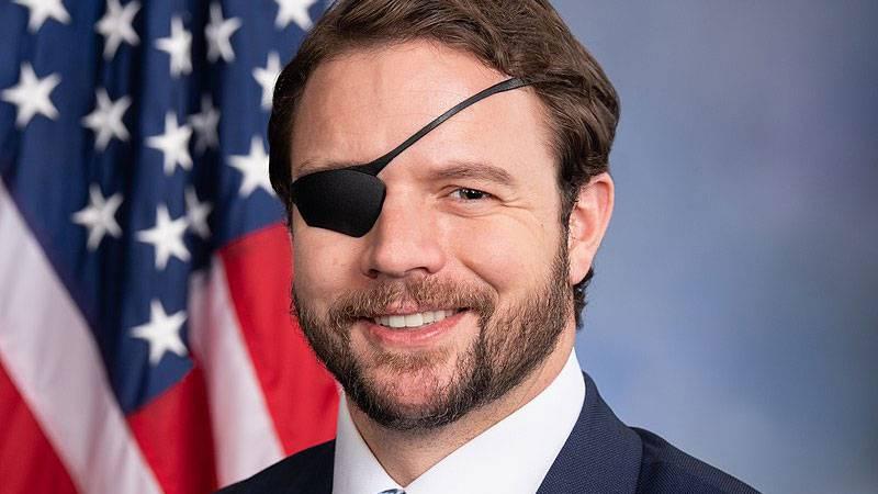 U.S. Rep. Dan Crenshaw, R-Houston.