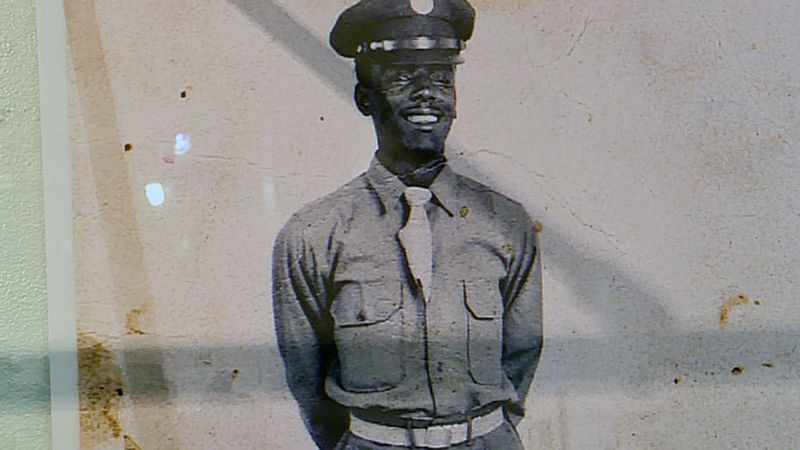 Killeen resident Freeman White served in the segregated Army's 761st Tank Battalion of African...