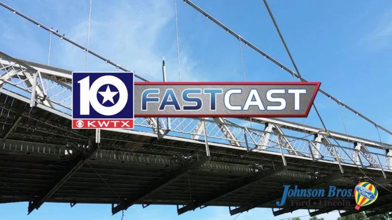 fastcast clear sky bridge sunny warm blue