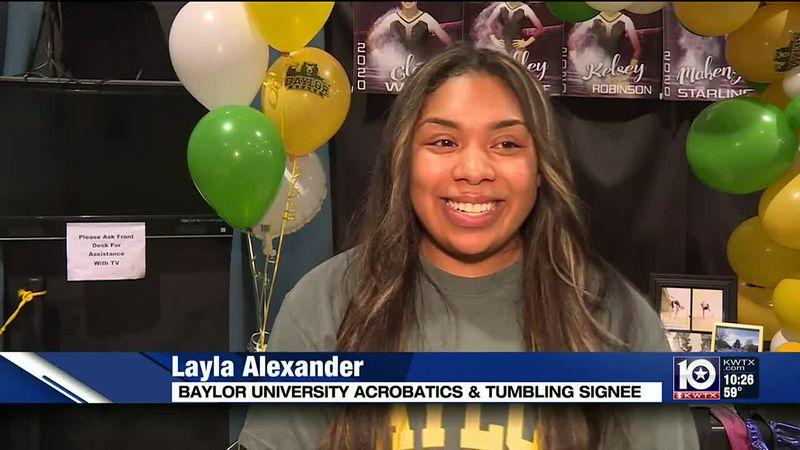 Layla Alexander