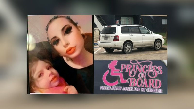 Sources tell KBTX that the missing 3-year-old was located west of Oklahoma City.