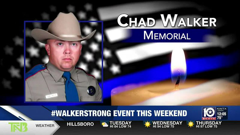 Walker Strong event preview