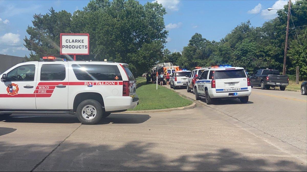 Police are Investigating  a major Crash