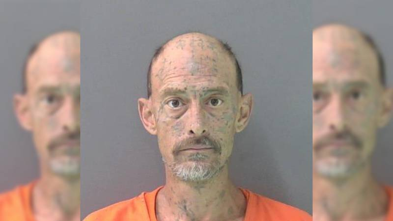 Manuel Paul Romero, 46, is charged with the murder of Anthony Scott Csombok, 58, of Carlsbad, NM.