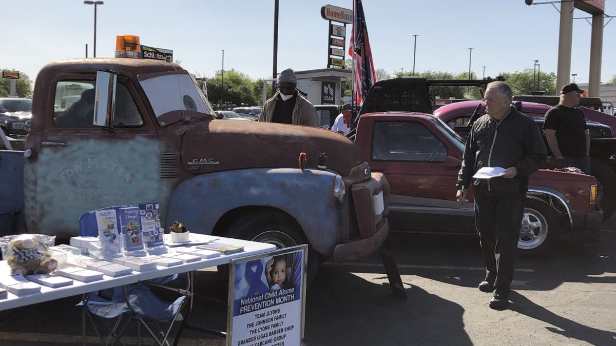 Dozens of car enthusiasts put on a car show in Copperas Cove Saturday, with all proceeds from...