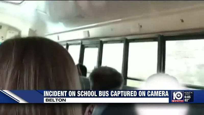 belton school bus incident