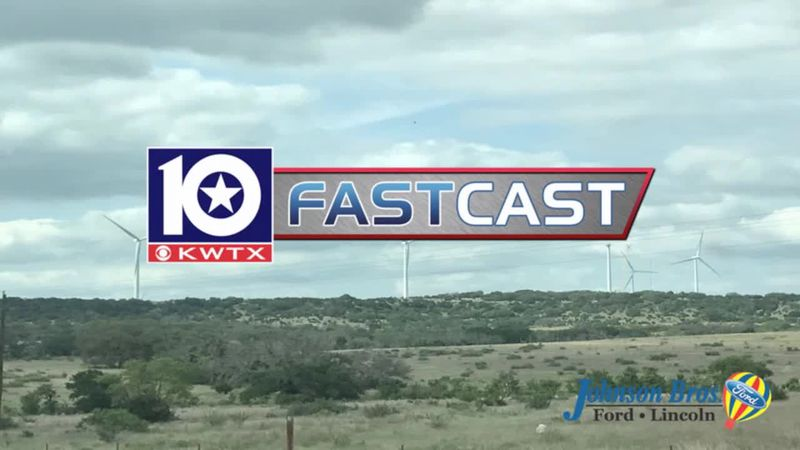 fastcast overcast partly cloudy goldthwaite wind
