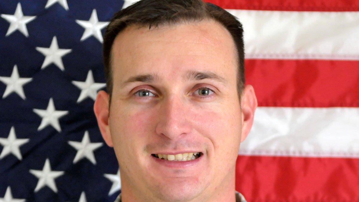 Staff Sgt. Steven Daniel Lewis. (Fort Hood photo)