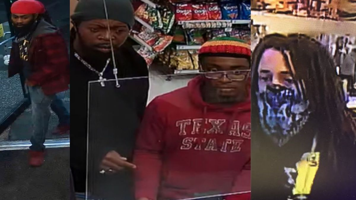 Killeen Police are asking for help to identify suspects involved in an aggravated robbery of a...