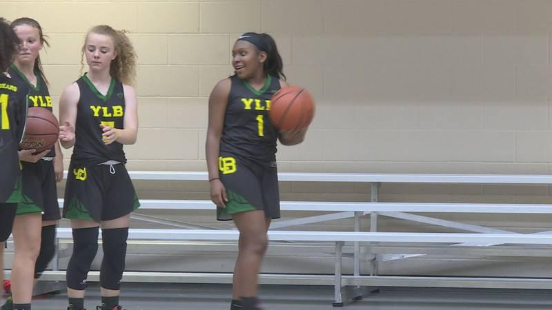 Young Lady Bears bid farewell to Coach Mulkey