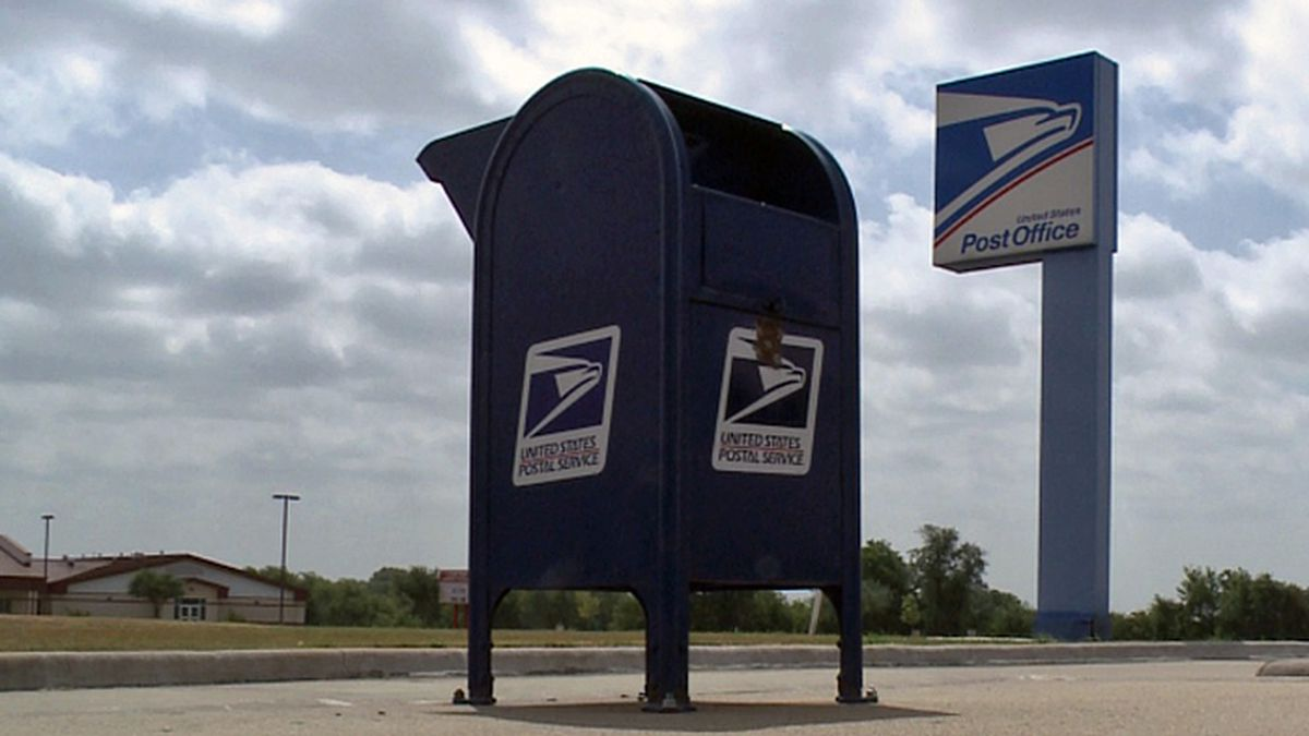 This collection box in Lorena was targeted by thieves over the Fourth of July weekend. (Photo...