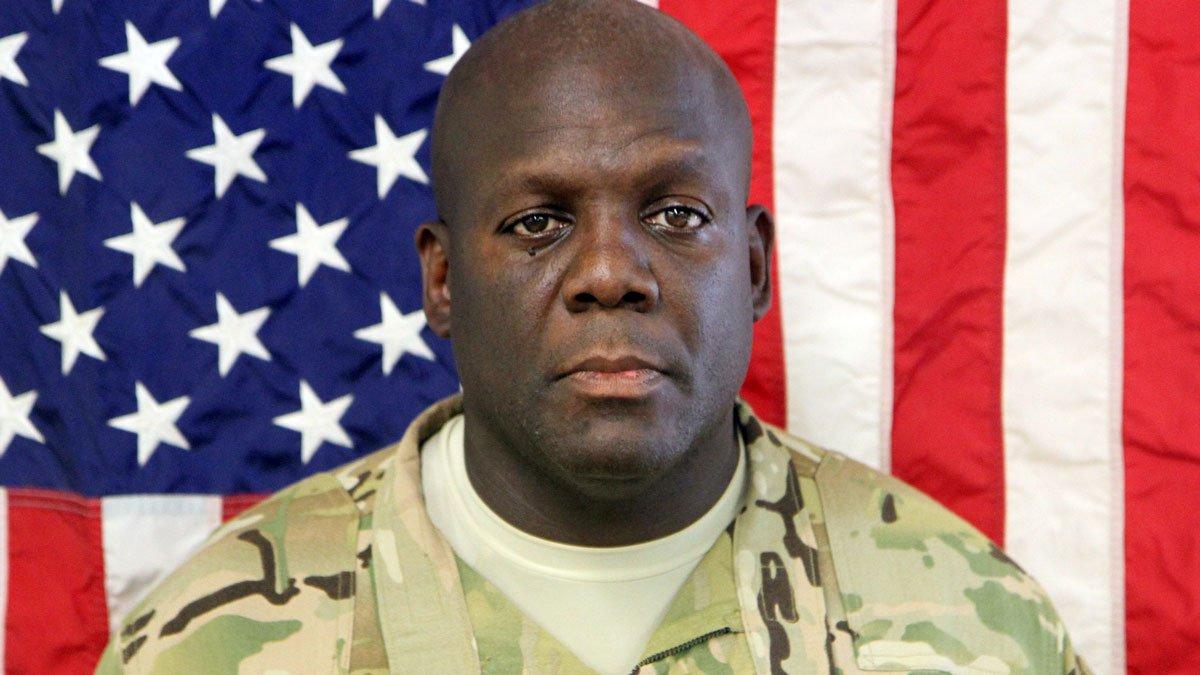 Sgt. Marcus Lamarr Nelson, Sr. (Army photo)