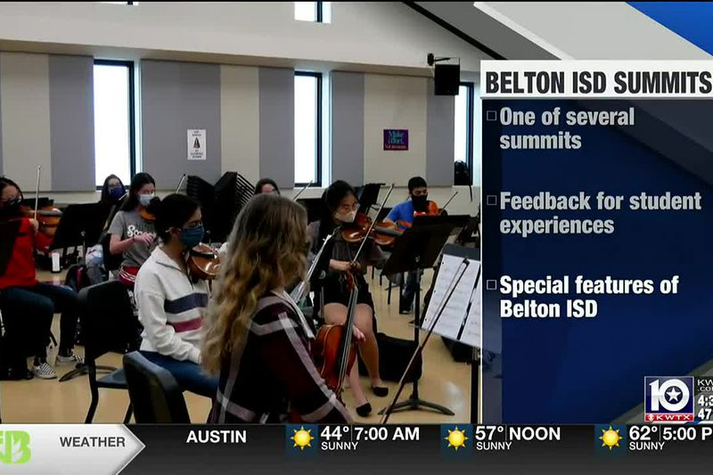 Belton ISD is holding community summits to gather feedback as the district makes decisions for...