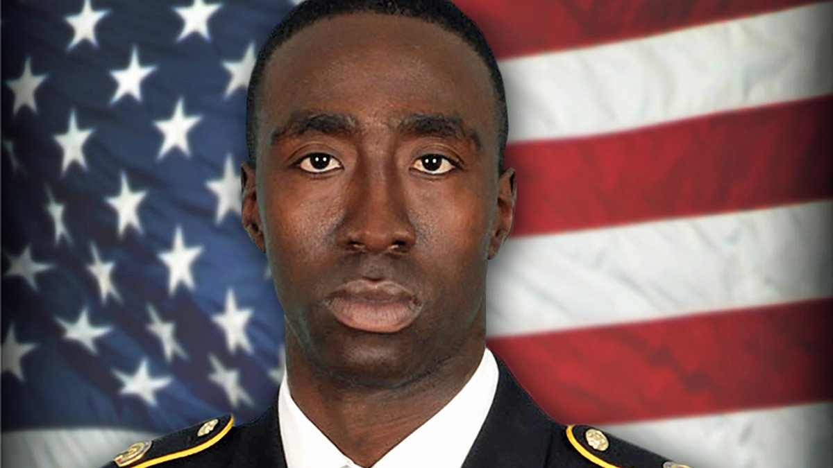 Sgt. 1st Class Antino M. Glass. (Fort Hood photo)