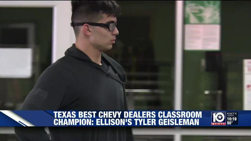 Ellison Classroom Champion