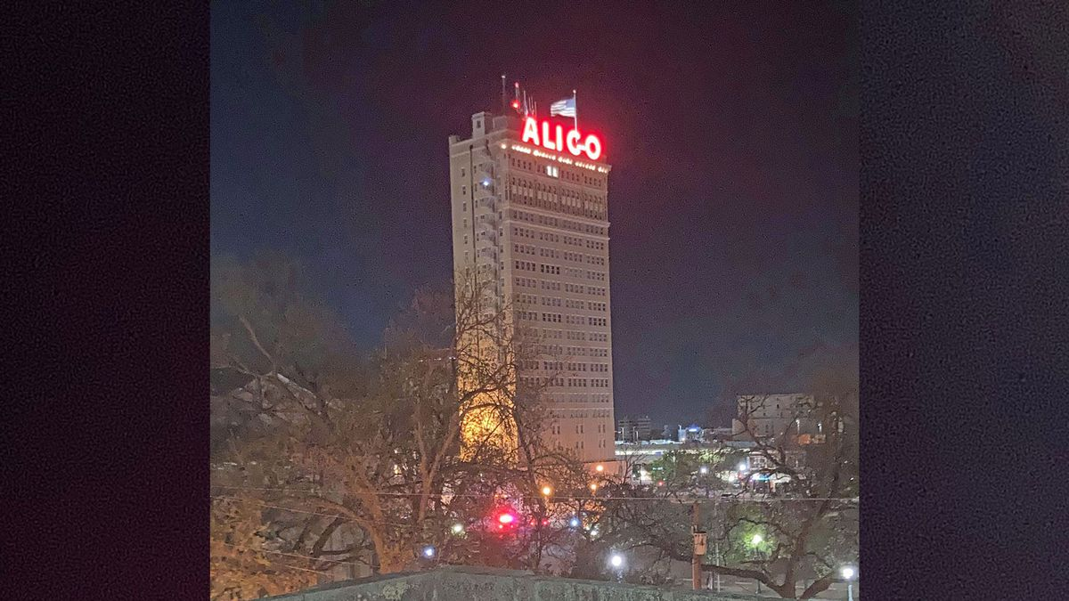 Police took a 19-year-old into custody after the scare on Waco's ALICO Building.
