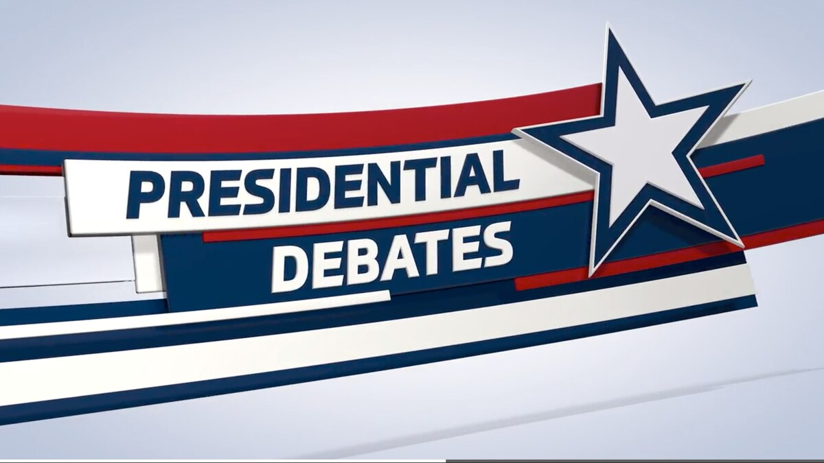 The first presidential debate will kick off at 9 p.m EST Tuesday.