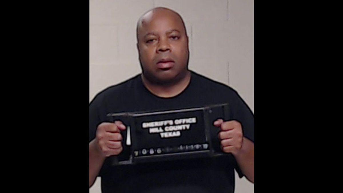 Doris Miller VA Medical Center police Lt. Darrell C. Sanders was arrested on Nov. 12.  (Jail...