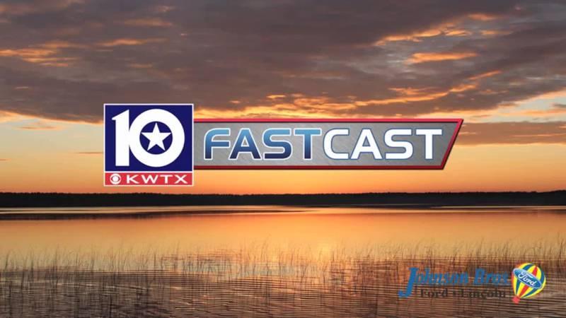 fastcast sunset lake clouds