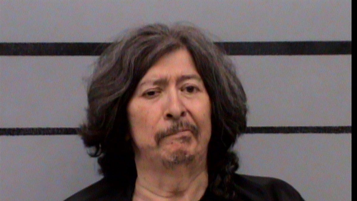 Andy Castillo. (Jail photo)