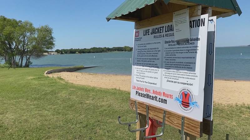 The LV Project said 80 percent of drownings in open water happen between May and September.
