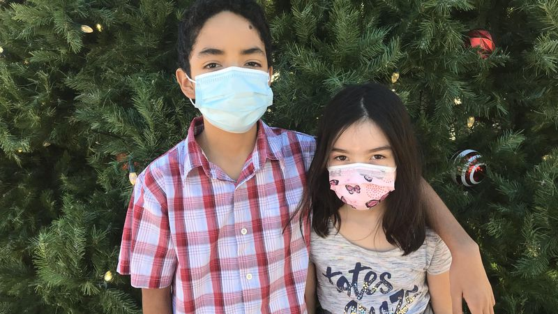 Beatriz and Juan are siblings in the foster care system, looking for a permanent home.