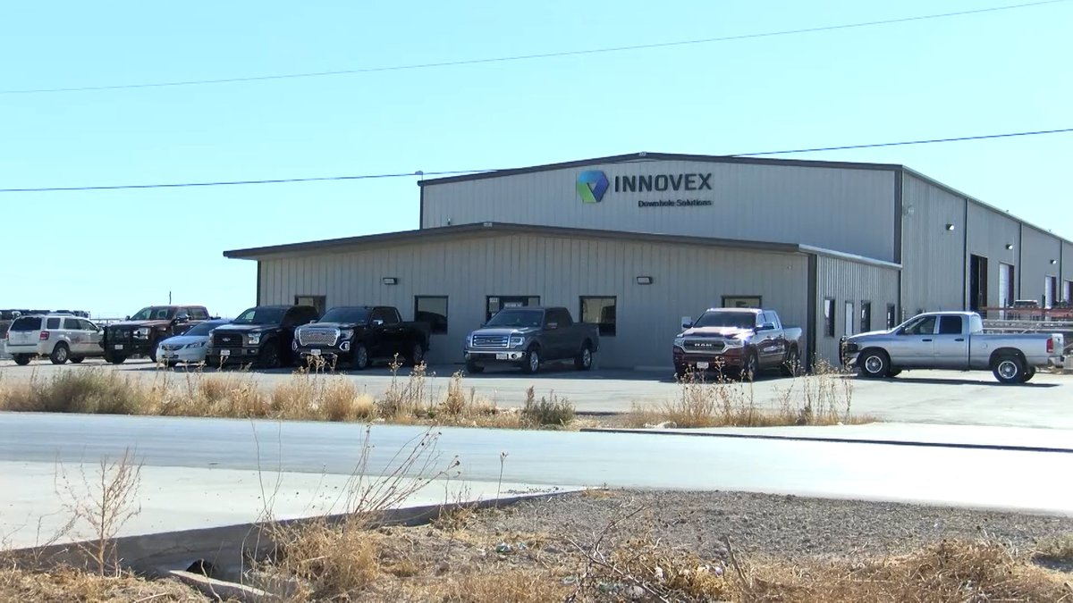 Innovex ordered the jackets as a Christmas gift for its employees, but CEO Adam Anderson says...