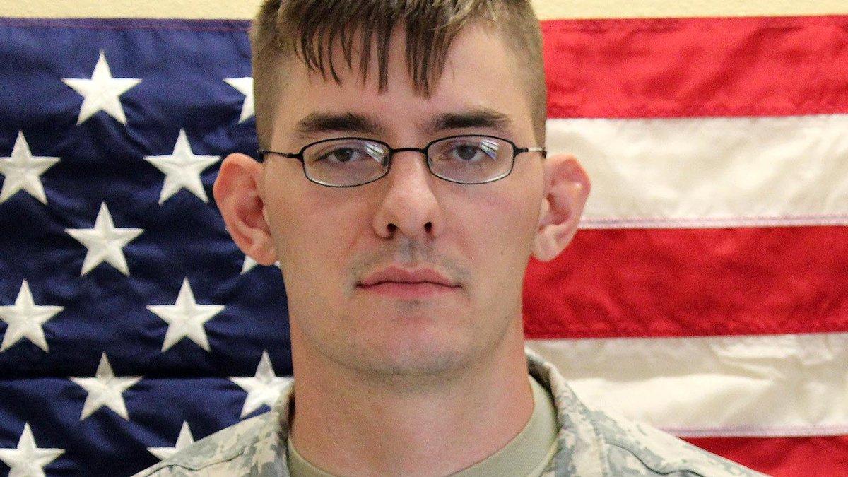 Spc. Bradley Michael Acker. (Fort Hood photo)