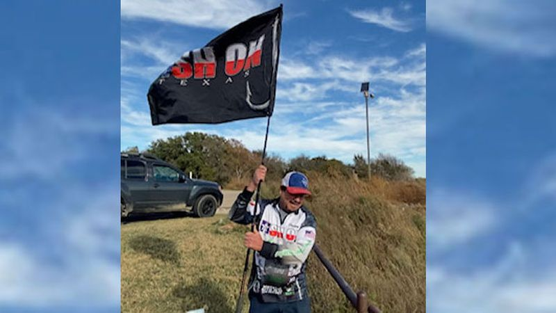 The tournament runs from 6 a.m. to 3 p.m. Saturday at the Lacy Point boat ramp on Lake Waco,...