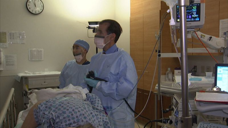 A group of local doctors is reporting an alarming decline in screening for colon cancer since...