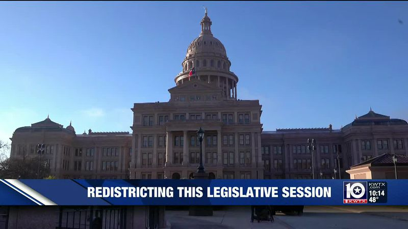 Redistricting to take center stage this session