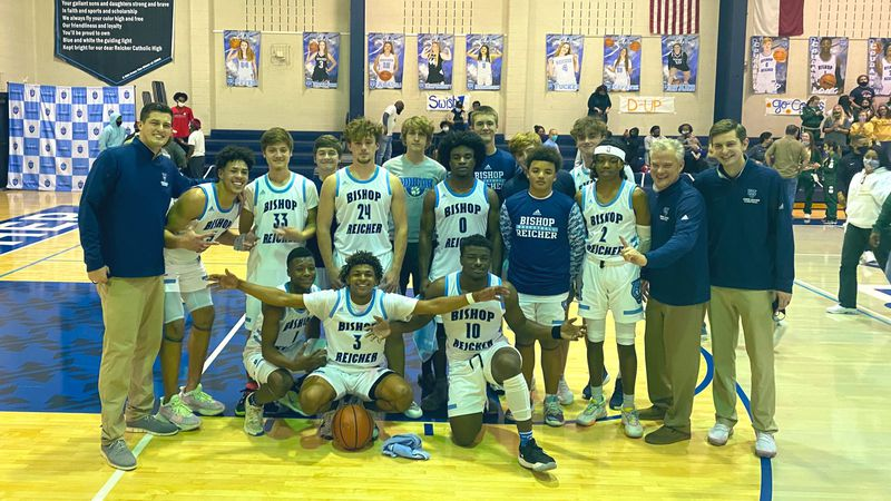 Reicher advances to TAPPS 3A Elite Eight for the first time since 1958