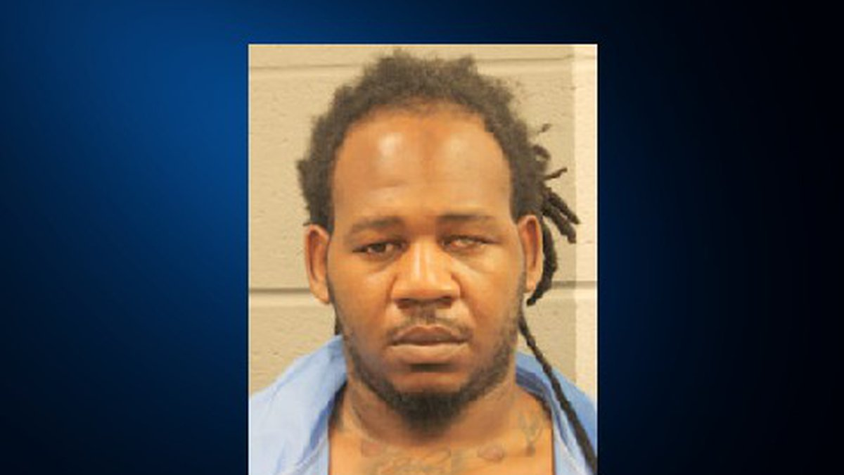 Houston police have arrested and charged 28-year-old Jasper Michael Randall who police say shot...
